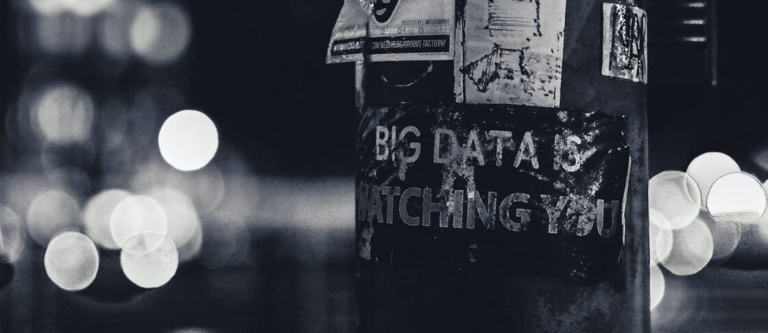 Privacy Big Data is watching you